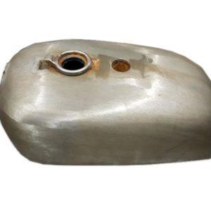 BSA A65 Spitfire Hornet 2 Gallon Raw Gas Fuel Petrol Tank Ready To Paint