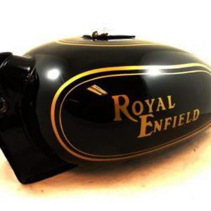 Royal Enfield Bullet 350-500 petrol tank black