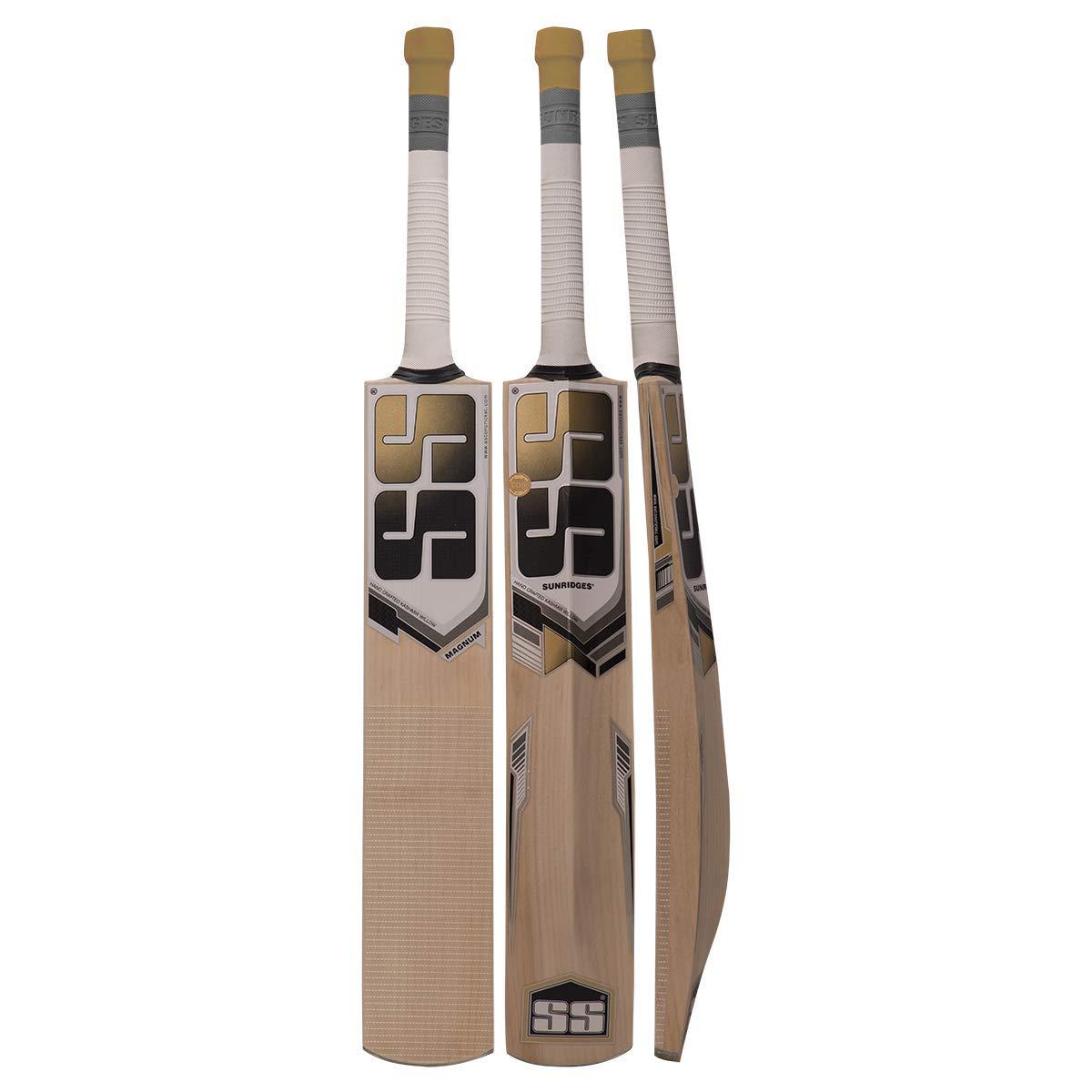 SS Magnum Kashmir Willow Cricket Bat - Size 6