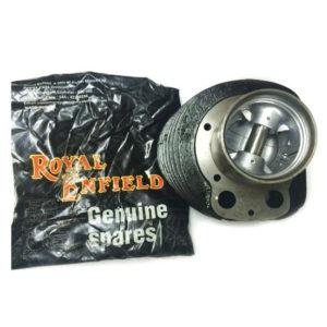 Royal enfield 500cc cylinder barrel/block kit assly