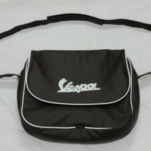 Vespa PX PE GTS LX- RALLY SUPER T5 Brown Vespa Side Bag For Long Ride