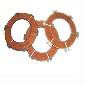 Clutch plate set 3 pcs for vespa px150 model