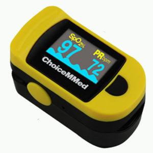 Omron fingertip md300c20-nmr pulse oximeter