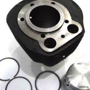Royal enfield cylinder barrel + piston kit 350 cc 146910