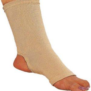 Flamingo anklet - medium