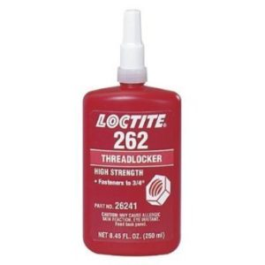 LOCTITE - 250-ML THREADLOCKER 262PERMANENT - 442-26241