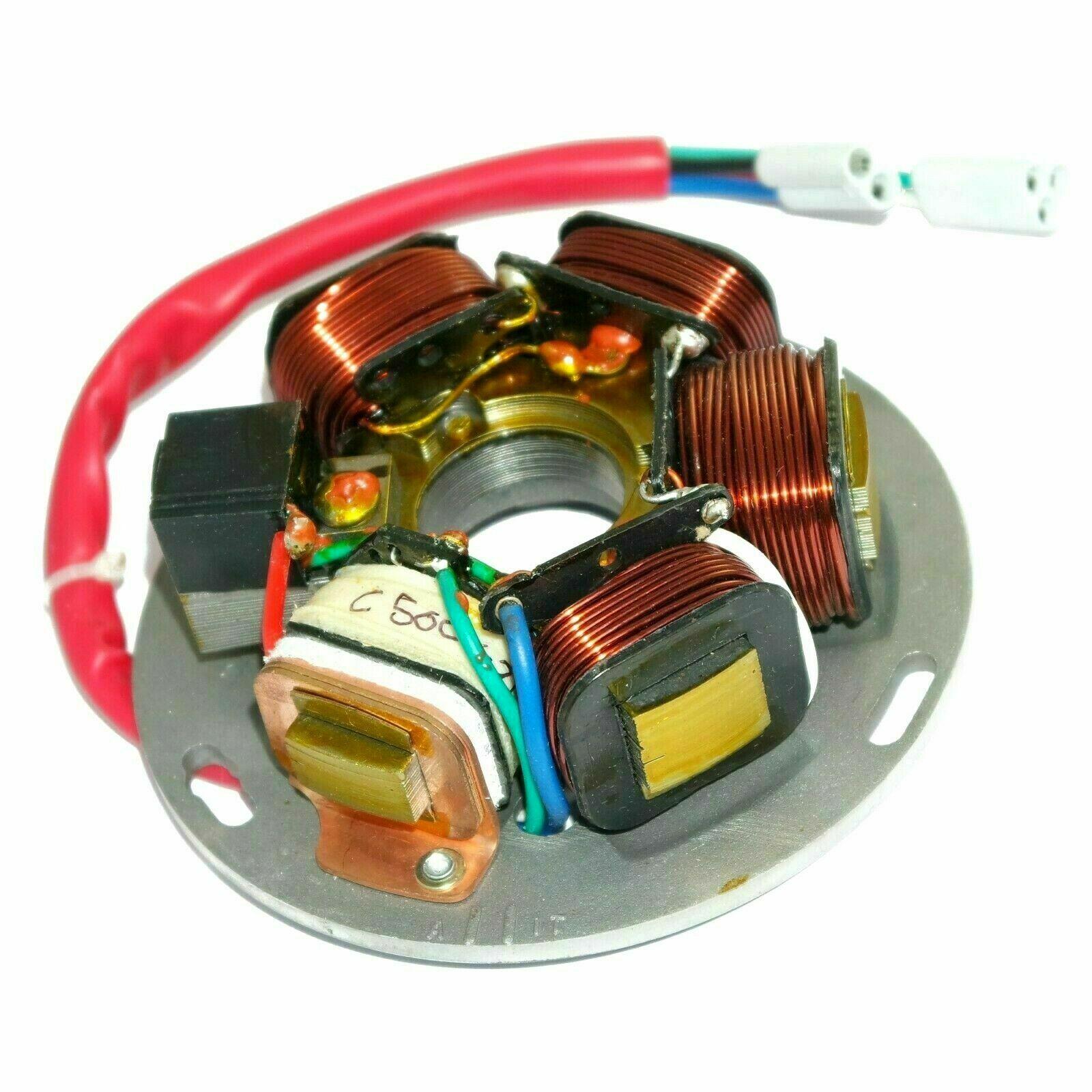 Ignition Stator Plate Assembly 12V 120W 5 wire VESPA 12V PX LML 125 Stella