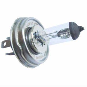 12v-130/100w philips h4 base-p45t-41, rally headlight bulb for car