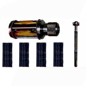 Cylinder engine hone kit - 34 to 60 mm honing machine with honing stones, coarse