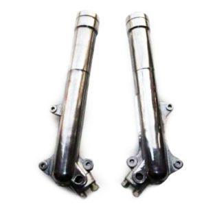 Royal enfield front fork end legs l/h & r/h old models