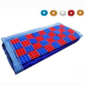 Acupressure 72 pyramid yoga chips seat for yoga /chair /car