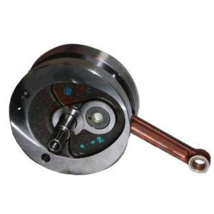 Genuine crank shaft assembly royal enfield 500 571172/d