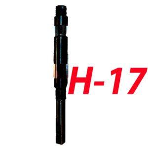 Adjustable hand reamer h-17- 2.7/32-2.3/4