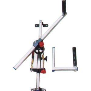 Rehabilitation shoulder wheel (axial)