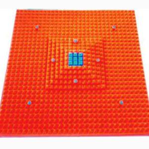 Acs acupressure mat iii - general