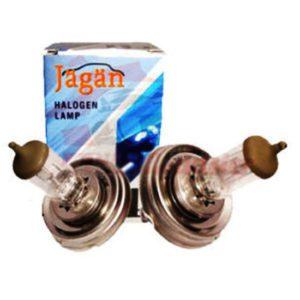 2 pcs of jagan h4 24v bulb 100/90watt p45t fits high quality