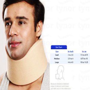 Tynor orthopedic cervical collar soft (firm density)-medium