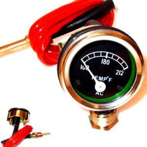 David brown water temperature gauge
