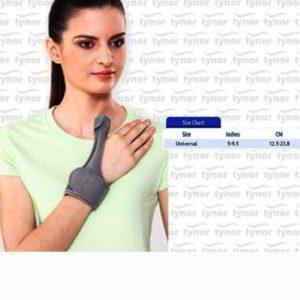 Tynor thumb spica splint thumb support thumb brace - universal