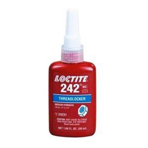 Loctite 242 removable threadlocker 50 ml