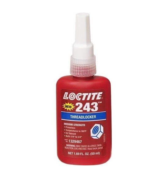 Loctite 243 medium strength