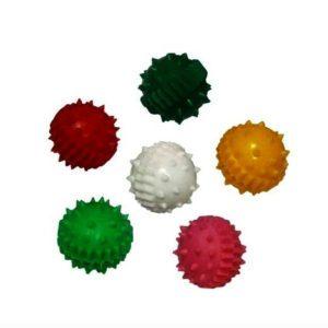 Sujok(su jok)acupressure plastic massage ball massager