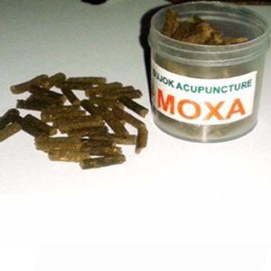 125 pcs of moxa mini onnuri sujok moxibustion therapy