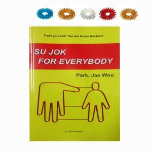 Su jok for everybody by prof. Park jae woo book