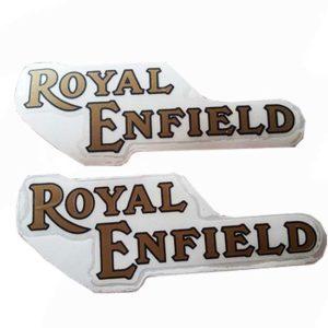 Royal enfield sticker set