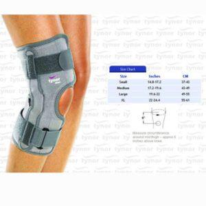 Tynor functional knee brace support hinged knee cap-medium