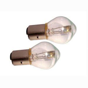 Head lamp bulb headlight (12v-60/50w) with shield li 3w/lml models