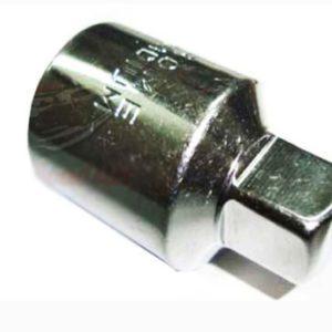 1/2 - 3/8 drive adaptor chrome vanadium
