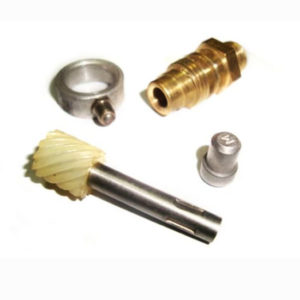 Speedometer drive 11t& cable terminal hub set for vespa
