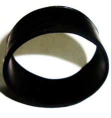Ammeter & vintage headlight switch rubber ring (140248)  Early Enfield
