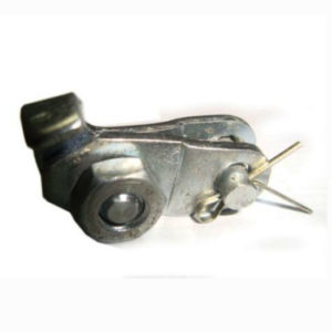 Front brake cable clamp assembly fits in most for vespa scooters