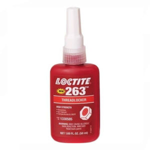 Loctite 263 high strength red