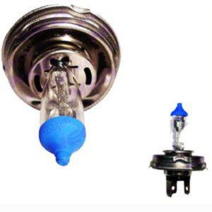 2x h4 xenon bulb 24v 100/90w p45 for many trucks/ buses