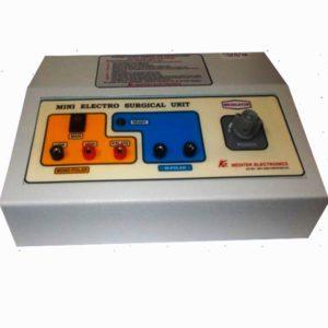 Dermatological electrosurgical mini electro surgical skin cautery medicator