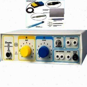 Electrosurgical generator cautery simplex 300w monopolar bio polar