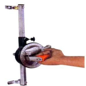 Rehabilitation wrist rotary machine