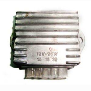 Lighting regulator box 12v battery type charging for piaggio vespa