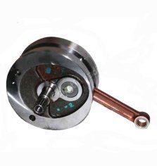 Crank shaft assembly royal enfield 500cc (571172/d)
