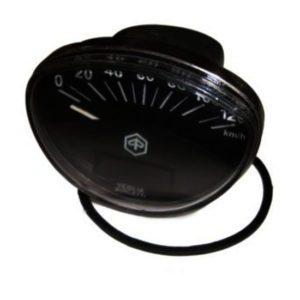 Speedometer/tacho (0-120km/h) with italian cable vespa 125 et3/gtr