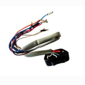 Rare ac light switch with wire for lambretta series 3 li 150 models